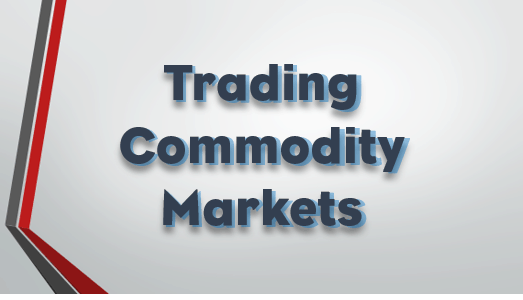 Commodity futures options trading course